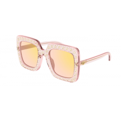 Gucci GG0148S - 007 Rose