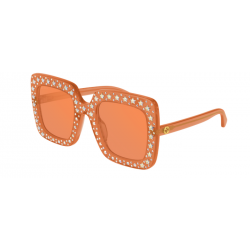 Gucci GG0148S - 008 Orange