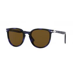 Persol PO 3226S - 109953 Havane Bleu