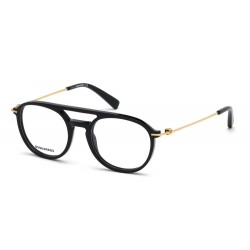 Dsquared2 DQ 5265 - 01A Noir Brillant