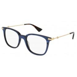 Gucci GG0110O - 005 Bleu