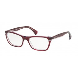 Ralph Lauren RA 7091 - 1081 Haut Rouge / Transparent